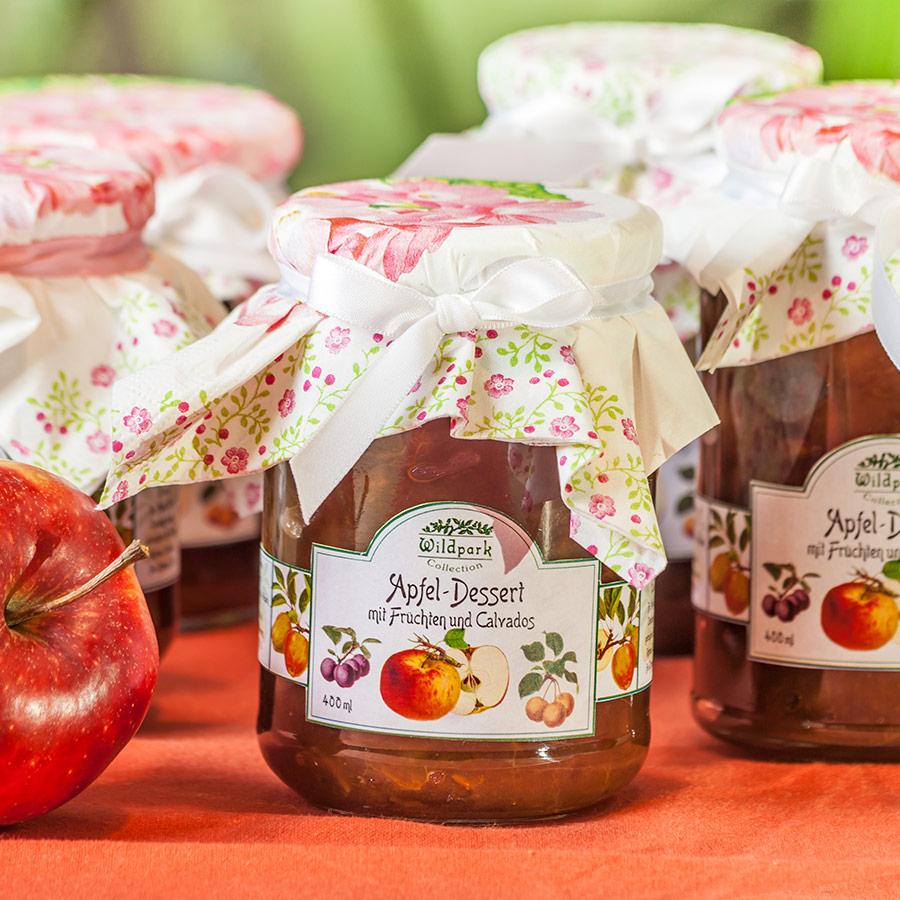 Apfel-Dessert (400 ml)