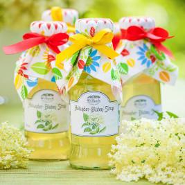 Holunder-Blüten Sirup (350 ml)