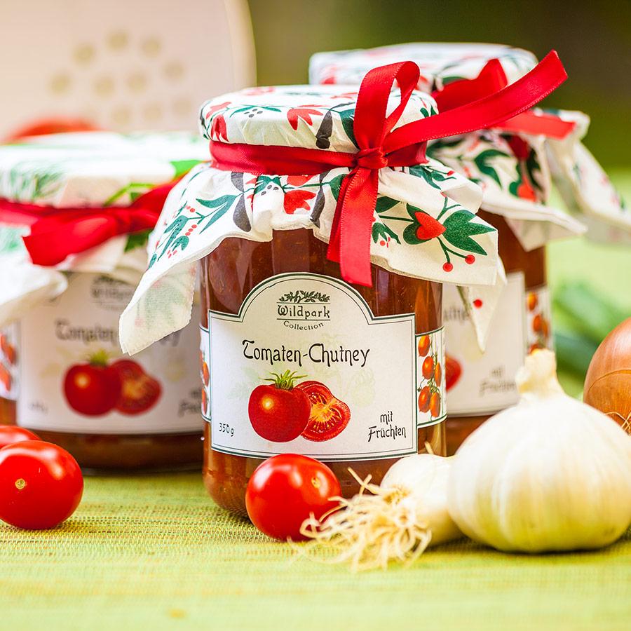 Tomaten-Chutney (350 ml)