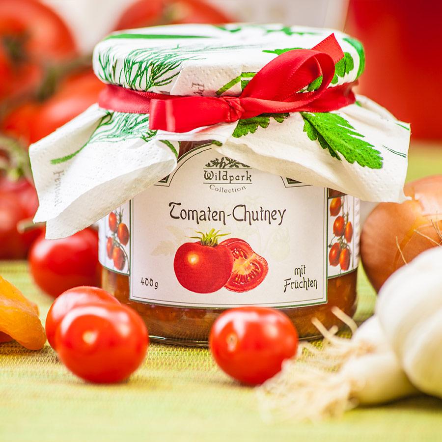 Tomaten-Chutney (400 ml)