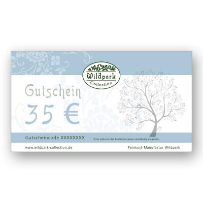 Geschenk-Gutschein 35 EUR