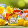 Löwenzahn-Blüten-Gelee (200 ml)