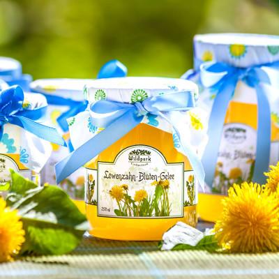 Löwenzahn-Blüten-Gelee (250 ml)