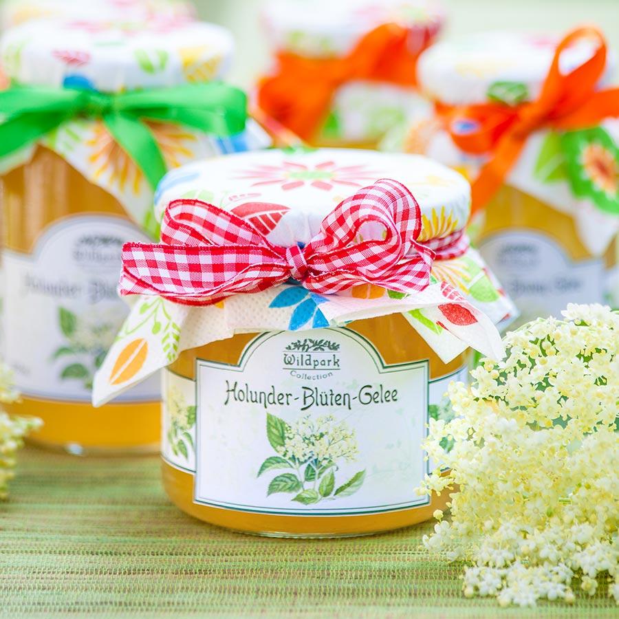 Holunder-Blüten Gelee (175 ml)