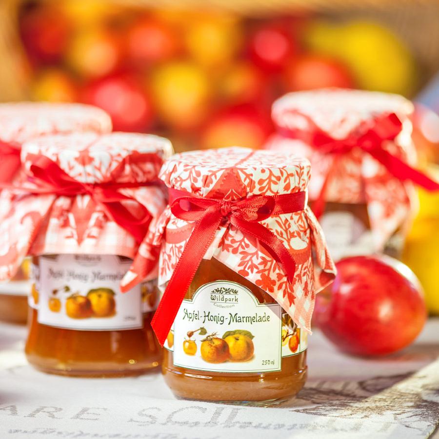 Apfel-Honig-Marmelade (250 ml)