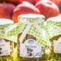 Apfel-Chutney mit Ingwer und Rosinen (350 ml)