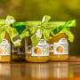 Orangen-Senf mit Ingwer (175 ml)